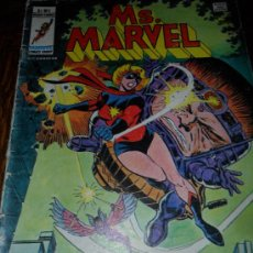 Cómics: MS. MARVEL V.1 N' 5. Lote 32735198