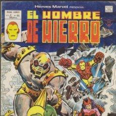 Cómics: EL HOMBRE DE HIERRO. VOL. 2 Nº 65. VÉRTICE.. Lote 32763065