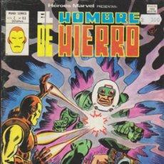 Cómics: EL HOMBRE DE HIERRO. VOL. 2 Nº 63. VÉRTICE.. Lote 32763084