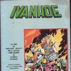 Cómics: MUNDI COMICS CLASICOS , IVANHOE -EDITA : EDICIONES VERTICE. Lote 32792727