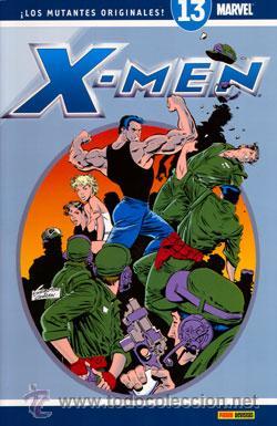 X MEN Nº 13 COLECCINABLE PANINI (Tebeos y Comics - Vértice - Patrulla X)