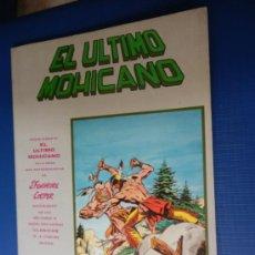 Cómics: EL ÚLTIMO MOHICANO - MUNDI COMICS CLÁSICOS NUM. 3 - 1.981 . Lote 32989047