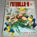 Cómics: VÉRTICE VOL. 3 PATRULLA X Nº 5 CON KAZAR. 1974. 35 PTS. DIFÍCIL!!!!!!!!!!. Lote 33049225