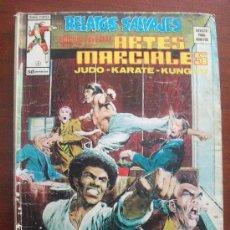 Cómics: RELATOS SALVAJES ARTES MARCIALES VOL 1 Nº 8 EDICIONES VERTICE. Lote 33137085