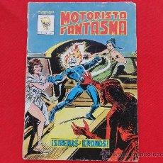 Cómics: MOTORISTA FANTASMA Nº 3. SIRENAS DE KRONOS. VERTICE.. Lote 276539388