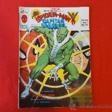 Cómics: ESPECIAL SUPER HEROES PRESENTA. Nº 8. SPIDER-MAN Y EL CAPITÁN MARVEL. EDITORIAL VÉRTICE. Lote 33254524