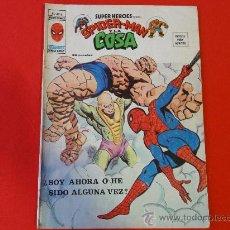 Cómics: SUPER HEROES PRESENTA. VOL. 2. Nº 61. SPIDERMAN Y LA COSA. EDITORIAL VÉRTICE. Lote 33265575