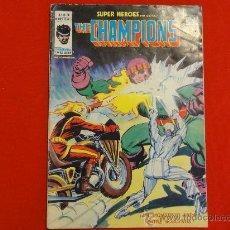 Cómics: SUPER HEROES PRESENTA. VOL. 2. Nº 96. THE CHAMPIONS. EDITORIAL VÉRTICE. Lote 33270653