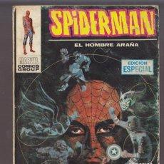 Cómics: SPIDERMAN EL HOMBRE ARAÑA V1 10 – LA LOCURA DE SPIDERMAN – VERTICE . Lote 33288233