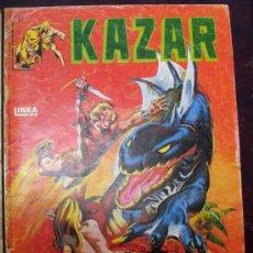 Cómics: KAZAR. Nº 1. LINEA 83. (C/A4). Lote 262744075