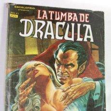 Cómics: LA TUMBA DE DRACULA Nº4: ANGELICA. Lote 34912493