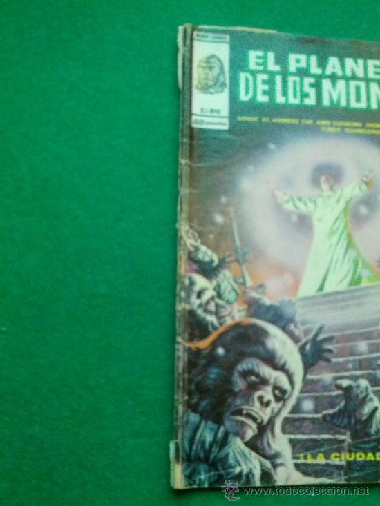 Cómics: COMIC EL PLANETA DE LOS SIMIOS DE MUNDI-COMICS Nº 10 - Foto 2 - 33359601