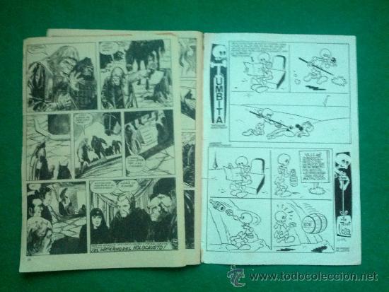 Cómics: COMIC EL PLANETA DE LOS SIMIOS DE MUNDI-COMICS Nº 10 - Foto 3 - 33359601