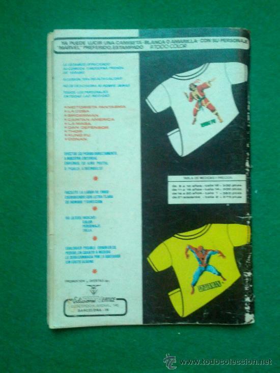 Cómics: COMIC EL PLANETA DE LOS SIMIOS DE MUNDI-COMICS Nº 10 - Foto 4 - 33359601