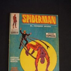 Cómics: SPIDERMAN EL HOMBRE ARAÑA - Nº 5 - EL REGRESO DEL DR. OCTOPUS - VERTICE - . Lote 33416887