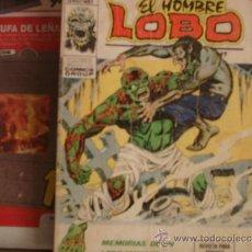 Cómics: EL HOMBRE LOBO Nº8. Lote 33470479