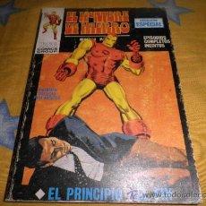 Cómics: EL HOMBRE DE HIERRO Nº 7 VOL 1 VERTICE. Lote 33686913