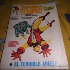 Cómics: EL HOMBRE DE HIERRO Nº 17 VOL 1 VERTICE. Lote 33687084