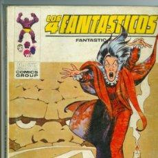 Cómics: LOS 4 FANTÁSTICOS Nº 55 VERTICE TACO . Lote 33551242