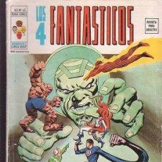 Cómics: LOS 4 FANTASTICOS VOL. 2 Nº 12 ( VERTICE ). Lote 33697789