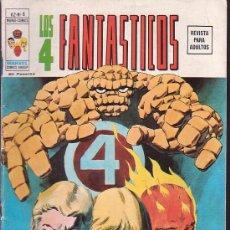 Cómics: LOS 4 FANTASTICOS VOL. 2 Nº 8 ( VERTICE ). Lote 33704896