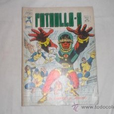 Cómics: PATRULLA-H Nº 7 MUNDI-COMICS 1974. Lote 33735973