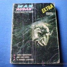 Cómics: COMIC VERTICE VOL 1 MAX AUDAZ Nº 6 1966 DIFICIL. Lote 45617329