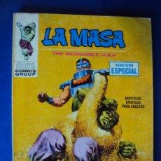 Cómics: (COM-113)COMIC VERTICE LA MASA Nº6 - 25 PTS.. Lote 33891536