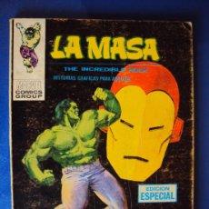 Cómics: (COM-109)COMIC VERTICE LA MASA Nº14 - 25 PTS.. Lote 33891668