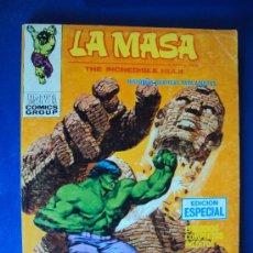 Cómics: (COM-106)COMIC VERTICE LA MASA Nº21 - 25 PTS.. Lote 33891776