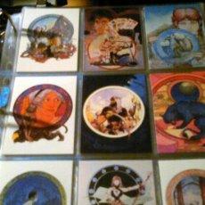 Cómics: MICHAEL KALUTA 90 TRADING CARDS (1994). Lote 31645457