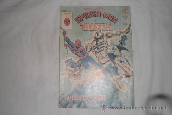 VOL 2 SPIDER-MAN Nº 126 (Tebeos y Comics - Vértice - Super Héroes)