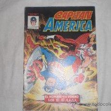 Cómics: CAPITAN AMERICA Nº 4. Lote 34126382