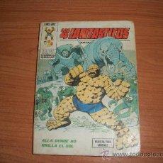 Cómics: LOS 4 FANTASTICOS Nº 63 VERTICE VOLUMEN 1. Lote 254808195