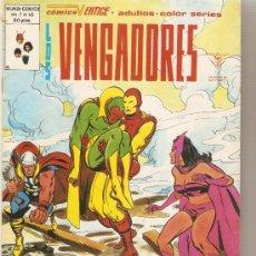 Cómics: COMIC VERTICE LOS VENGADORES VOL2 Nº46. Lote 34193306