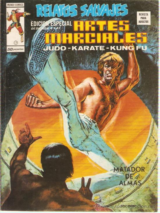COMIC REALATOS SALVAJES VOL1 Nº 17 (Tebeos y Comics - Vértice - Relatos Salvajes)