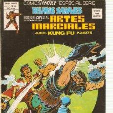 Cómics: COMIC REALATOS SALVAJES ARTES MARCIALES VOL1 Nº46. Lote 34196123