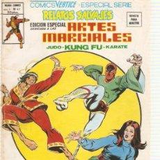 Cómics: COMIC REALATOS SALVAJES ARTES MARCIALES VOL1 Nº 47. Lote 34196137