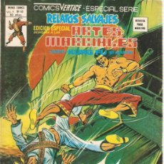 Cómics: COMIC REALATOS SALVAJES ARTES MARCIALES VOL1 Nº 49. Lote 34196150