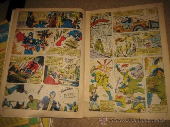Cómics: HOMBRE DE HIERRO HAMMER ATACA MUNDICOMICS ADULTOS Nº 7 EDIC.VERTICE 1981 - Foto 3 - 34199069