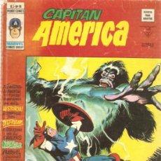 Cómics: COMIC VERTICE CAPITAN AMERICAN V3 Nº 18. Lote 34199129