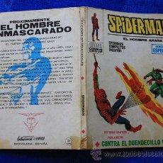 Cómics: SPIDERMAN, VOL1, NUM.8: CONTRA EL DUENDECILLO VERDE (VERTICE TACO). Lote 34212694
