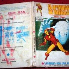 Cómics: EL HOMBRE DE HIERRO(IRON MAN), VOL1, NUM.20: LAGRIMAS POR UNA PESADILLA (VERTICE TACO). Lote 34227353