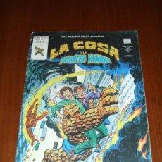 Cómics: LA COSA Nº 31 - VÉRTICE - 1980. Lote 34283953