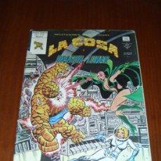 Cómics: LA COSA Nº 52 - VÉRTICE - 1980. Lote 34283979