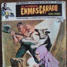 """Cómics: EL HOMBRE ENMASCARADO. N.º 5. LA CALUMNIA. ¡""""HYDRA""""!. EL MISTERIO DE LA MESA DE WALKER.. Lote 34320047"""
