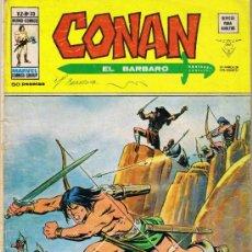 Cómics: CONAN EL BÀRBARO - V.2 - Nº 23 - EL VALLE PERDIDO DE ISKANDER. Lote 34389481