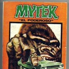 Cómics: MYTEK 'EL PODEROSO' VOL 5 50 PTAS 1972. Lote 34391808
