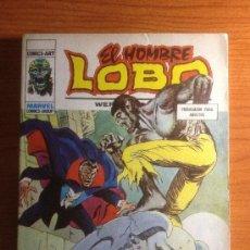 Cómics: VERTICE HOMBRE LOBO V1 Nº10. Lote 34409246