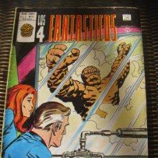 Cómics: LOS 4 FANTASTICOS. V.3 Nº 24 .MATARTE PARA SALVARTE. EDICIONES VERTICE.1978.. Lote 34498136